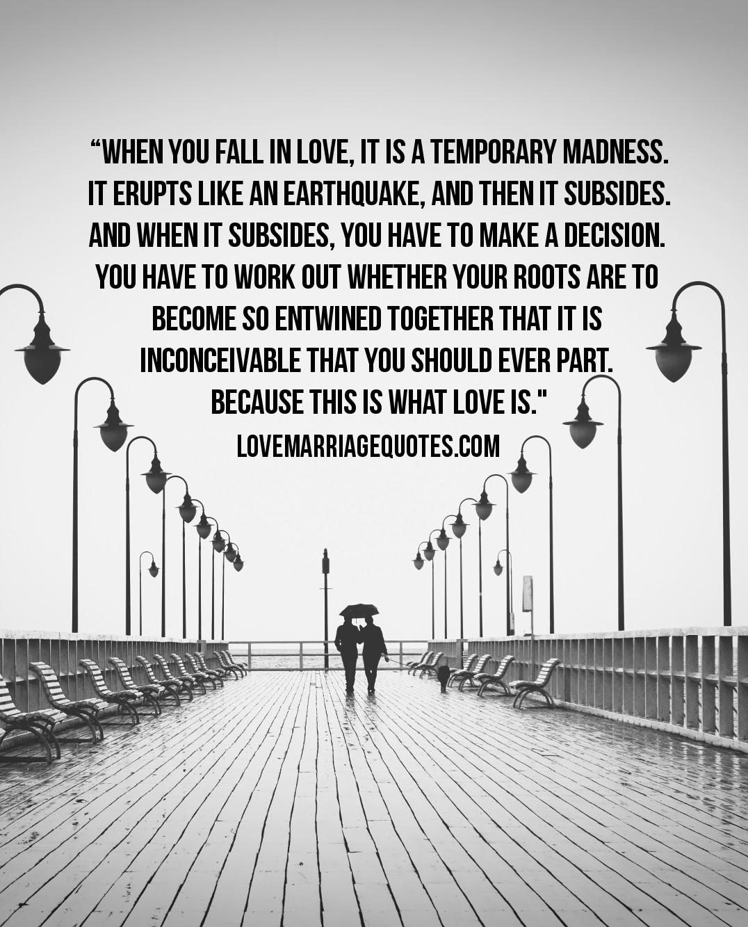 love quote Louis de Bernières