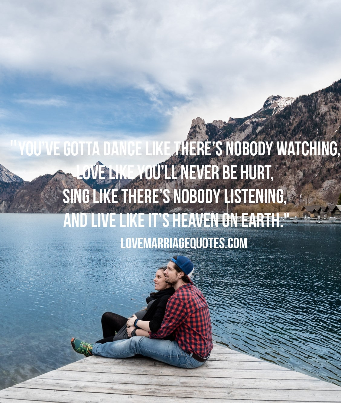 love quote William W Purkey