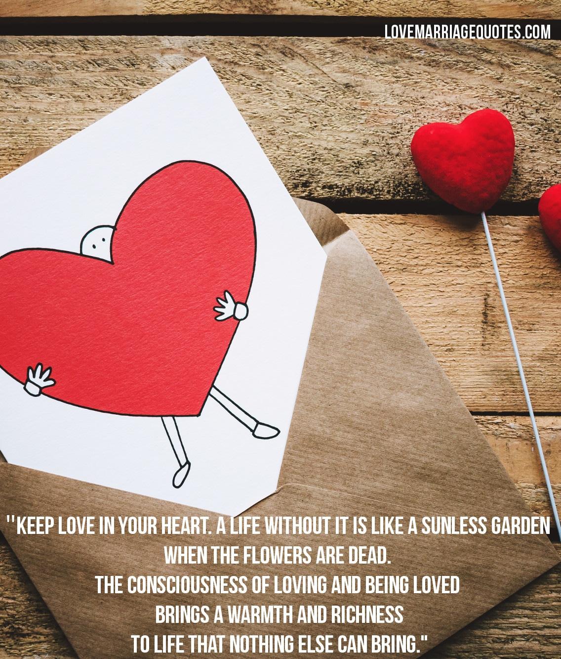 love quote Oscar Wilde
