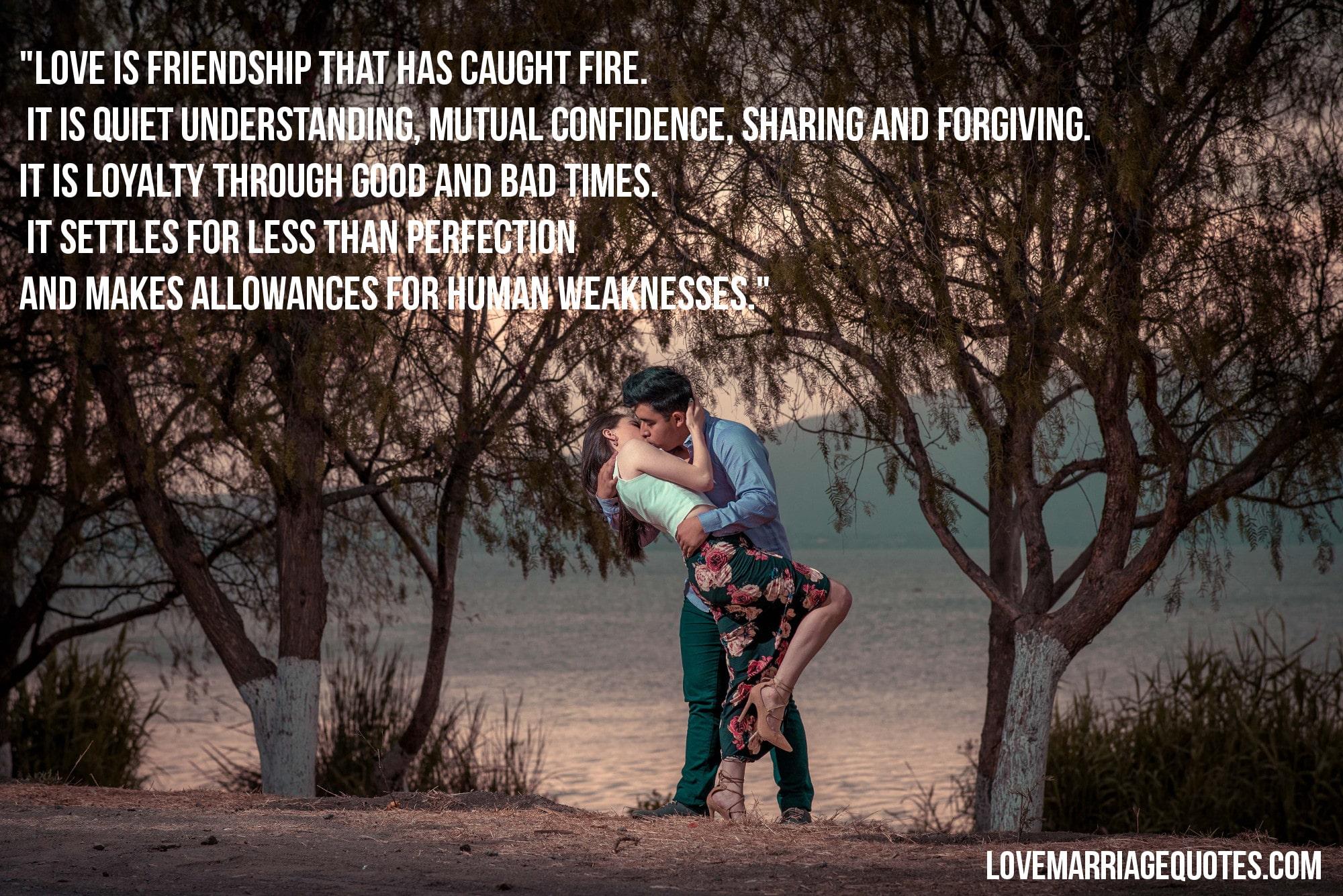 love quote Ann Landers