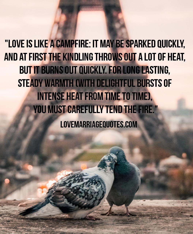 love quote Molleen Matsumura