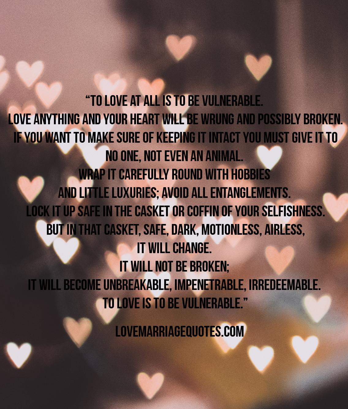 Love Quote C.S. Lewis