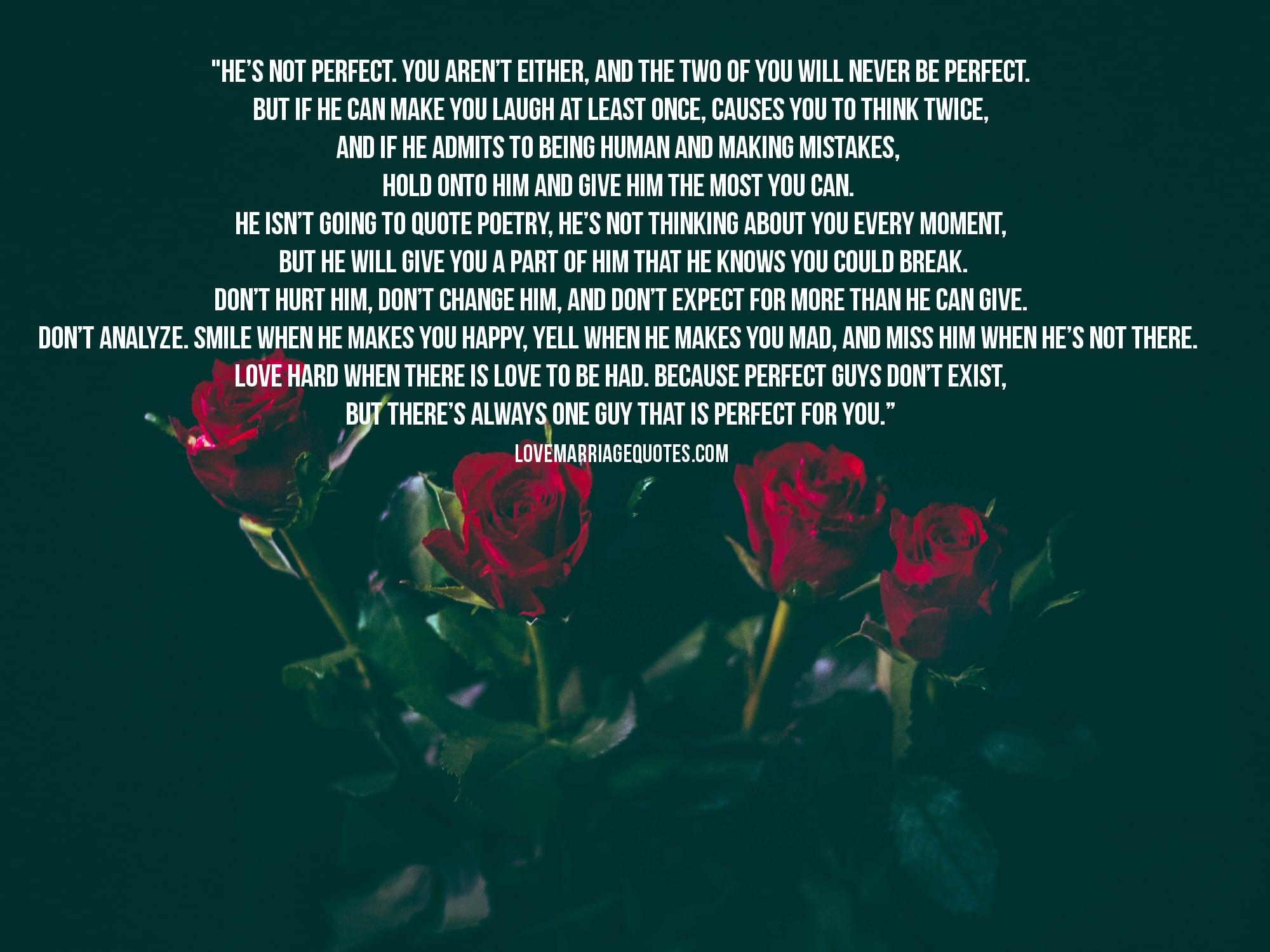 Love Quote Bob Marley