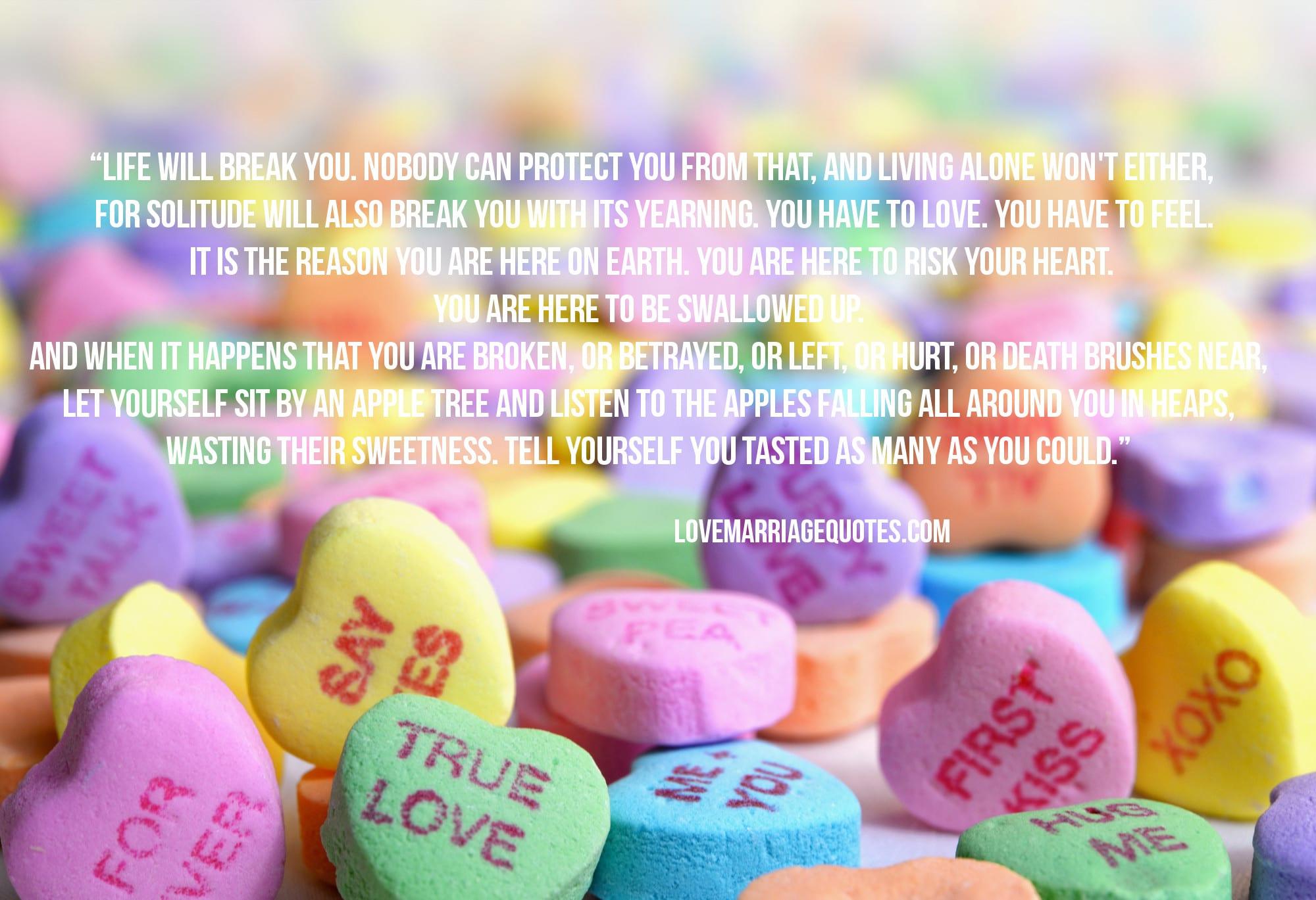 Love Quote Louise Erdrich